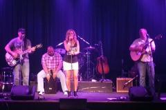 Opening for Ashley Monroe (Pistol Annies)
