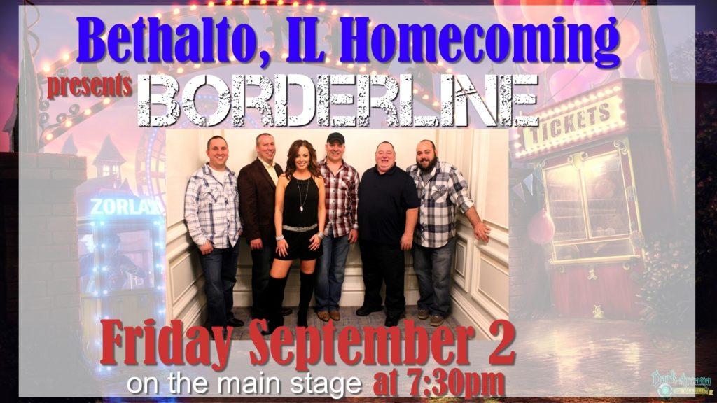 Bethalto homecoming promo 2016